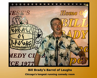 Bill Brady's Barrel of Laughs