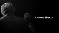 Lewis Black  w light  and text 33