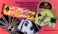 The Signs of Chaplin's Comedy Club